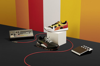 747a6f15844546 New PUMA Kicks Pay Tribute to Roland s Iconic TR-808 Drum Machine