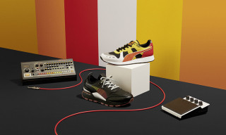 New PUMA Kicks Pay Tribute to Roland's Iconic TR-808 Drum Machine