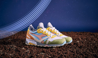 LC23 & Diadora Team Up for Space-Inspired Collaboration