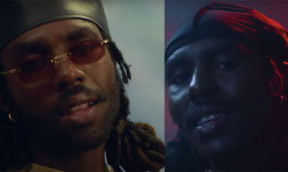 "Blood Orange Drops Videos for New Songs ""Charcoal Baby"" & ""Jewelry"""