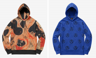 All the Best Supreme Hoodie Designs Currently Available Online