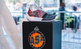 Watch NBA Star Kristaps Porzingis Tear It up in Berlin on adidas' AS1 Streetball Tour