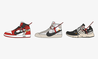 A Complete Guide to OFF-WHITE x Nike Resell Prices