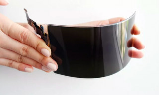 Samsung Debuts Unbreakable & Flexible OLED Display Panel