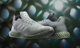 Invincible & adidas Consortium Debut New 4D Sneaker Collab