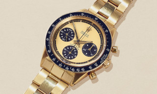 'Paul Newman' 18K Yellow Gold Rolex Daytona Is Selling for $1.3 Million