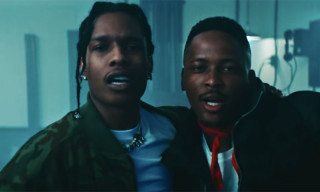 "YG Enlists A$AP Rocky for New Track ""Handgun"""