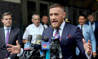 Conor McGregor Avoids Prison After Guilty Plea