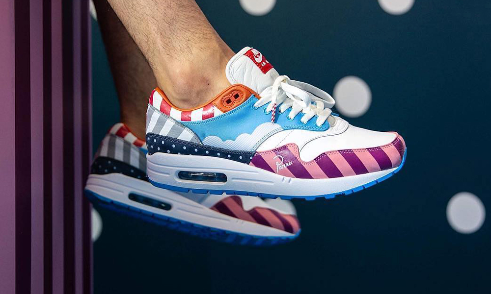 283c7ae4e05 Parra x Nike Air Max 1   More of the Best Instagram Sneakers