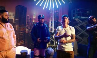 "DJ Khaled Drops ""No Brainer"" ft. Justin Bieber, Chance the Rapper, & Quavo"