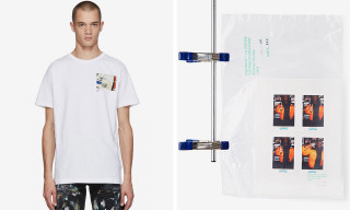 "Virgil Abloh & SSENSE Debut ""CUTTING ROOM FLOOR"" Capsule Collection"