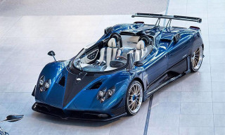 Pagani's $17.5 Million Zonda HP Barchetta Is the Most Expensive Car in the World