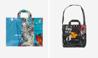 Shop COMME des GARÇONS SHIRT's Iconic PVC Bags Before They're Gone
