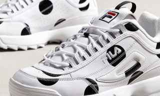 FILA & Pierre Cardin Join Forces on Polka Dot Disruptor