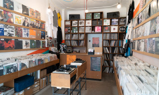 Highsnobiety's Music Editor Jake Boyer Presents Berlin's Best Record Stores