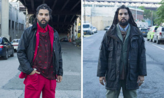 Engineered Garments & Barbour Debut Fall Outerwear Collection