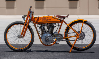 This 1915 Harley-Davidson 11-K Racer Is a Thing of Beauty