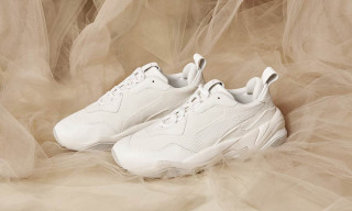The PUMA Thunder Desert Goes Monochrome