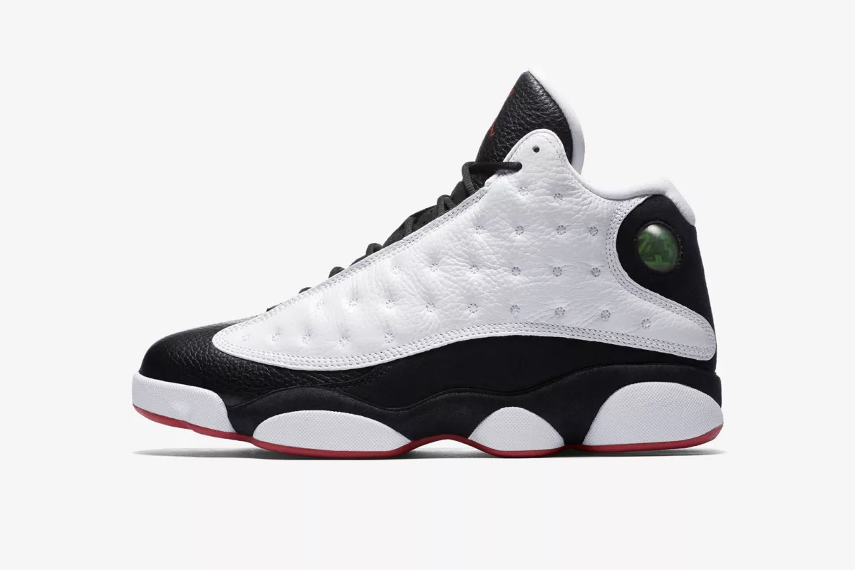 "de40b1c798a Here's How to Buy the ""He Got Game"" Nike Air Jordan XIII On August 4 ..."