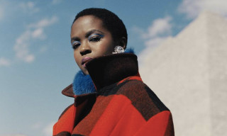 Ms. Lauryn Hill Designs & Stars in Her First Fashion Ad Campaign for Woolrich FW18