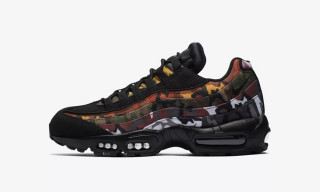 "The Air Max 95 ""ERDL Party"" Is Camoed Out"
