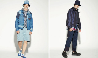 Engineered Garments' SS19 Lookbook Is a Fun Twist on Utility Wear