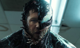 Watch Tom Hardy Bite Someones Head off in New 'Venom' Trailer