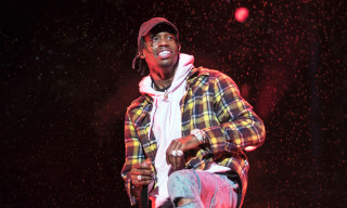 Travis Scott Responds to Backlash After Trans Model Disappears From 'Astroworld' Cover