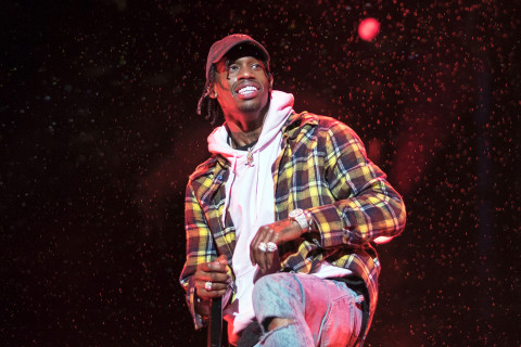 Travis Scott Sparks Controversy After Removing Transgender Model From 'Astroworld' Album Cover