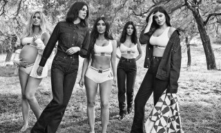Calvin Klein Gathers the Kardashian-Jenner Sisters Again for Fall #MYCALVINS Campaign