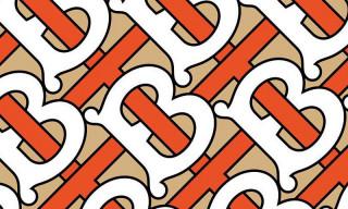 Riccardo Tisci Reveals New Burberry Logo and Monogram