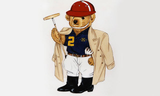 The Designer Behind Ralph Lauren's Polo Bear Details His Creation