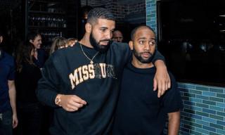 "Drake Seen Wearing Custom ""MISS U"" Shirt & You Can Cop It Here"