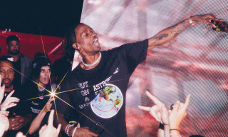 Here's What Went Down at Travis Scott's Ghoulish 'Astroworld' Listening Party