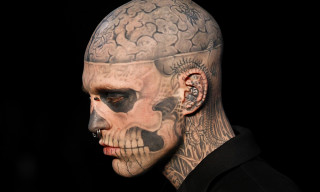 """Zombie Boy"" Rick Genest Dead at 32"