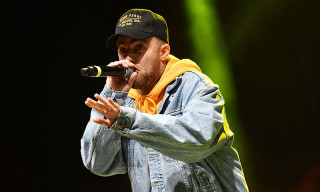Stream Mac Miller's New Album 'Swimming'
