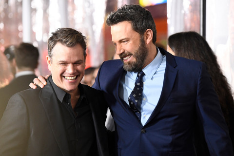 Affleck, Damon, Fox Win Rights to McDonald's Monopoly Game Theft Story