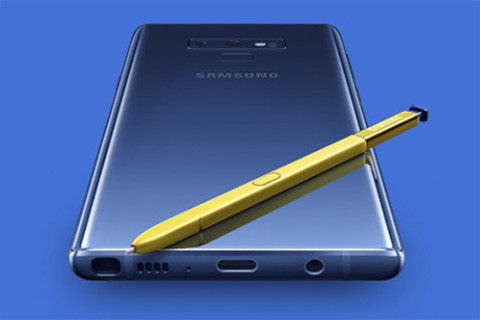 Samsung pretends Galaxy Note 7 never existed
