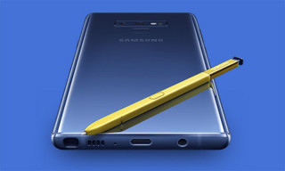 "Samsung ""Accidentally"" Leaks Official Image of the Galaxy Note 9"