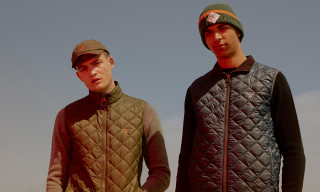 Here's a First Look at Barbour's Contemporary New Sub-Brand 'Barbour Beacon'