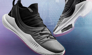 Under Armour Reveals a Futuristic New Curry 5 Colorway