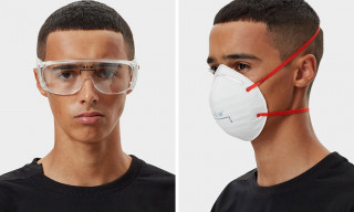 "A-COLD-WALL* Launches ""Protective Equipment"" Capsule"