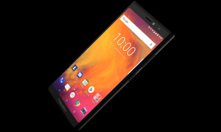 BlackBerry Debuts New Evolve Smartphones With Full-Width Touchscreen