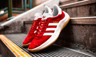 new style bb99d 3b6b2 Here8217s How to Cop The Shoe Surgeons 800 adidas Gazelle Dame Hybrid