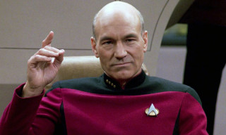 Patrick Stewart Is Reprising His Role in 'Star Trek'