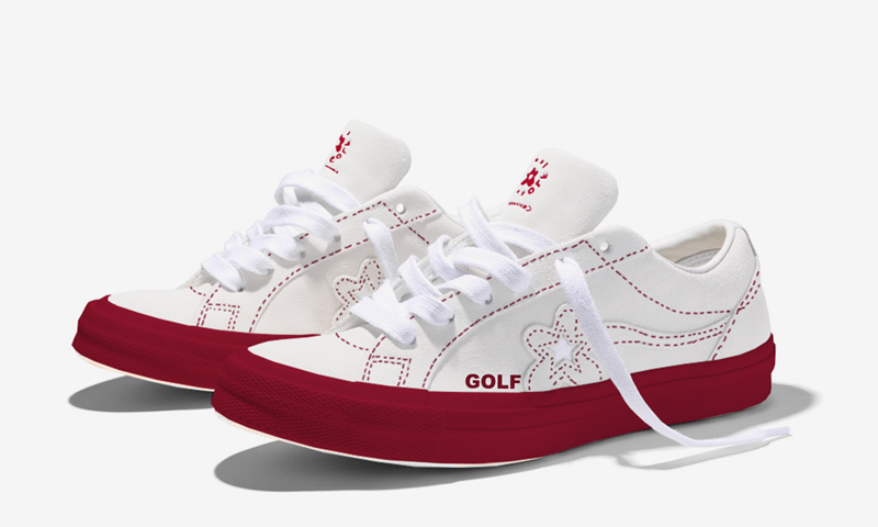 Tyler The Creator Debuts New Golf Le Fleur Colorway