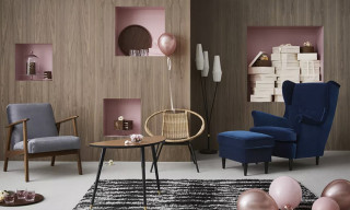 Decorate Your House Like Don Draper's With IKEA's GRATULERA Collection