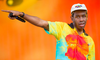 Tyler, the Creator Talks Crying to Kanye, Stabbing Himself, and More to 'GQ Style'