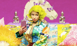 "Nicki Minaj Joins BTS in Their Official ""IDOL"" Video"