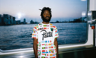Patta Debuts Limited Edition Football Jersey for Appelsap 2018